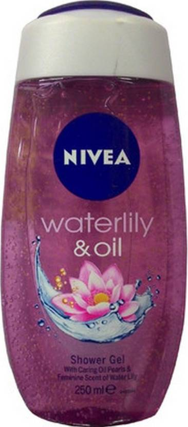 Nivea Water Lily and Oil Shower Gel (250 ml)