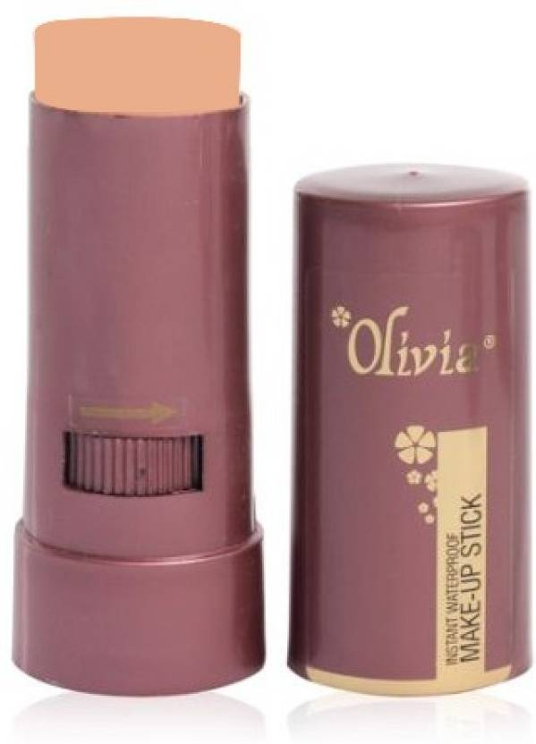 Olivia Instant Waterproof Make Up Stick Concealer (01 Rachelle)