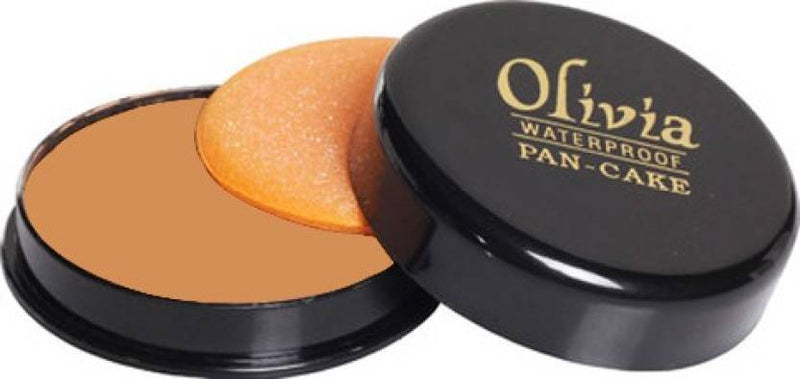 Olivia Waterproof Pan-Cake Concealer (24 Natural Honey)
