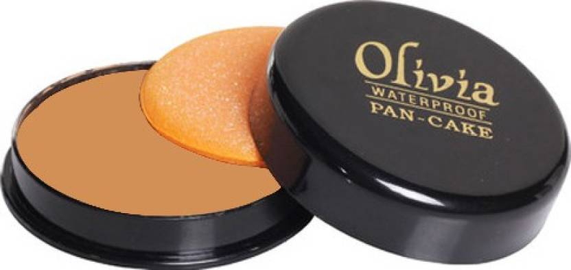 Olivia Waterproof Pan-Cake Concealer (929 Dark Egyptian)