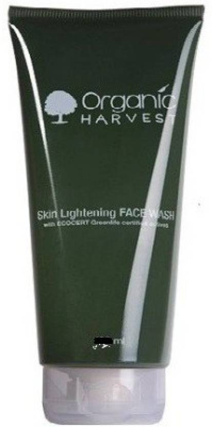 Organic Harvest Skin Lightening  Face Wash (50 g)