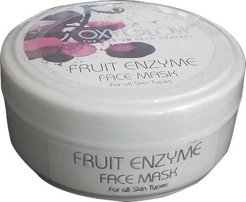 Oxyglow Fruit Enzyme Face Mask (100 g)