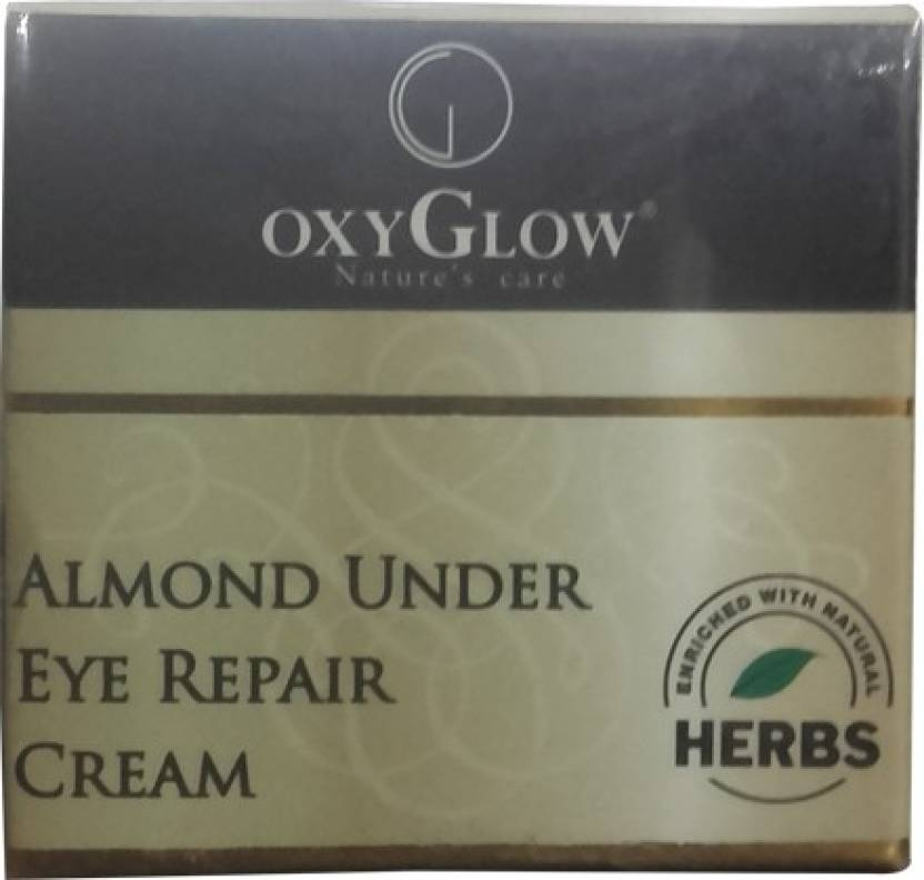 Oxyglow Almond Eye Repair Cream (12 g)