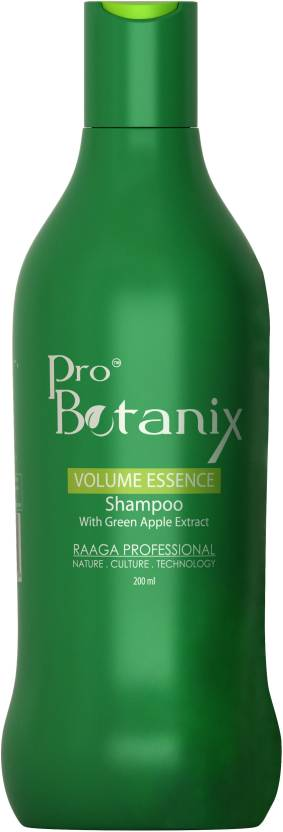 Raaga Professional ProBotanix Volume & Essence shampoo (200 ml)