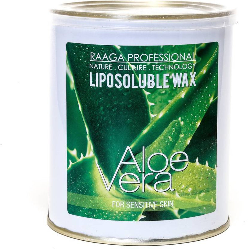 Raaga Professional Aloevera Liposoluable Wax Wax (900 g)