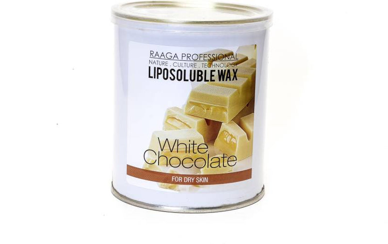Raaga Professional White Chocolate Liposoluable Wax Wax (900 g)