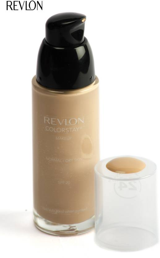 Revlon Colorstay Make Up Normal/Dry Skin (Spf-20) Buff Foundation (Buff, 30 ml)