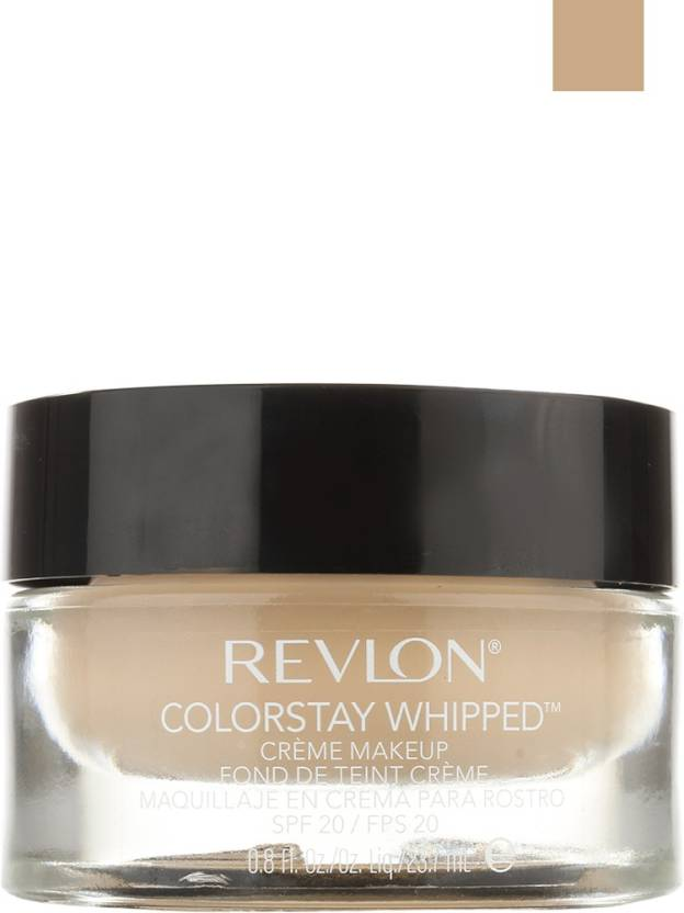 Revlon Colorstay Whipped Creme Makeup Foundation (Warm Golden - 320, 23.7 ml)