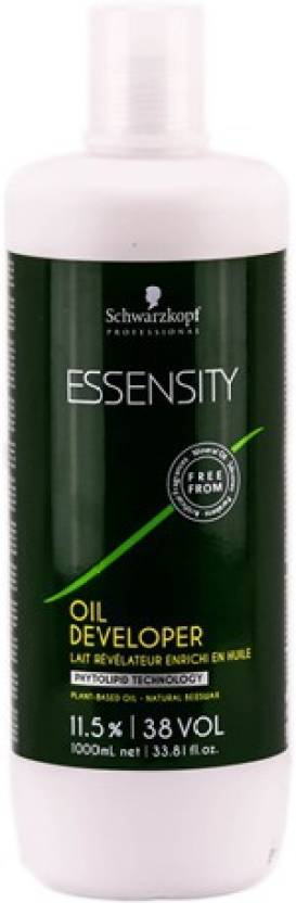 Schwarzkopf Oil Developer 11.5% 38 Vol (1000 ml)