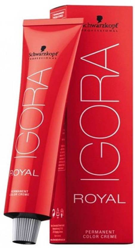 Schwarzkopf Igora Royal  Hair Color (3-68 Dark Brown Chocolate Red)