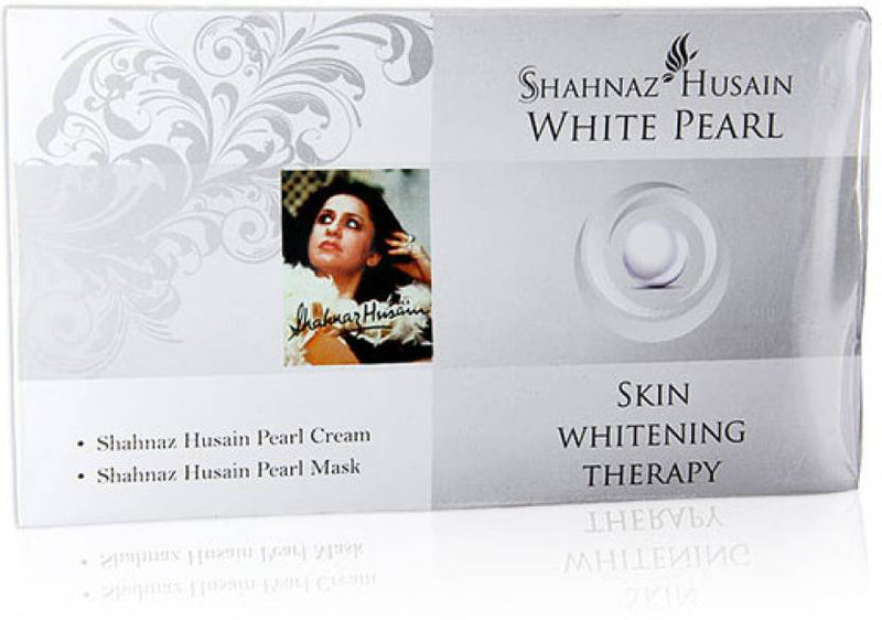 Shahnaz Husain White Pearl Skin Whitening Therapy (Set Of 2) (20 g)