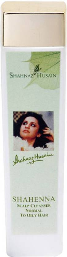 Shahnaz Husain Sha Henna Scalp Cleanser Normal to Oily Hair Shampoo (200 ml)