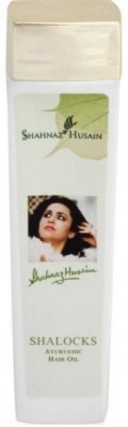 Shahnaz Husain Sha Locks Ayurvedic Oil Hair Oil (200 ml)