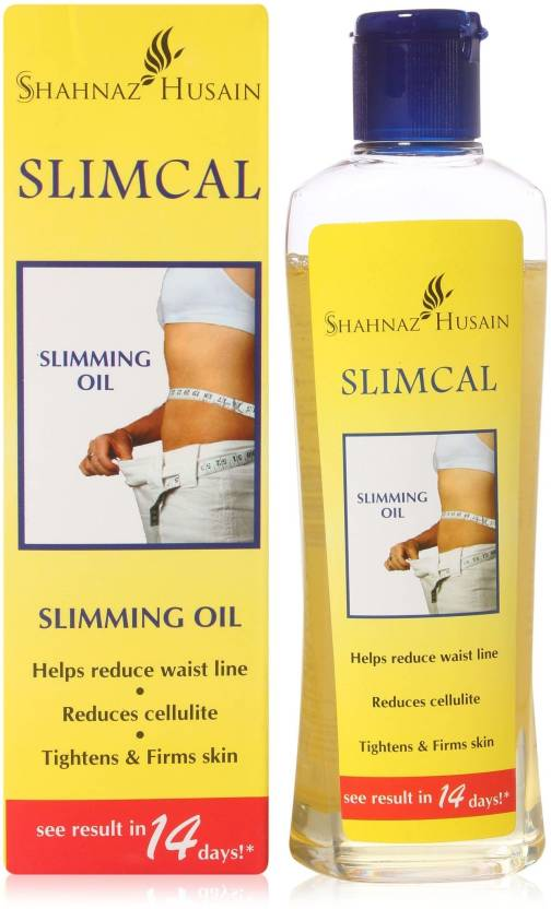 Shahnaz Husain Slimcal Slimming Oil (225 ml)