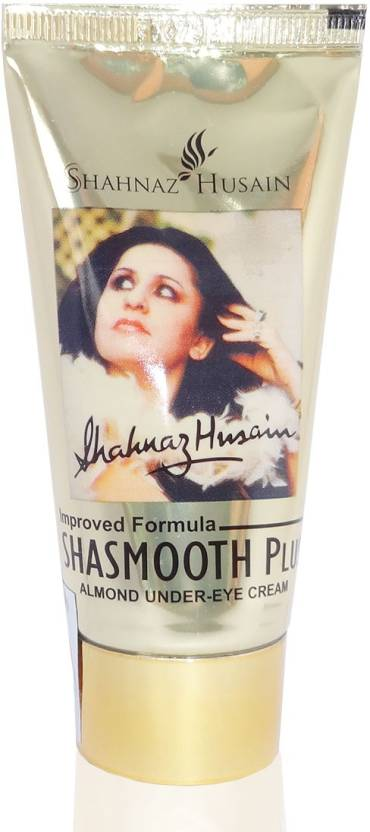 Shahnaz Husain Sha Smooth - Almond Under Eye Cream (40 g)