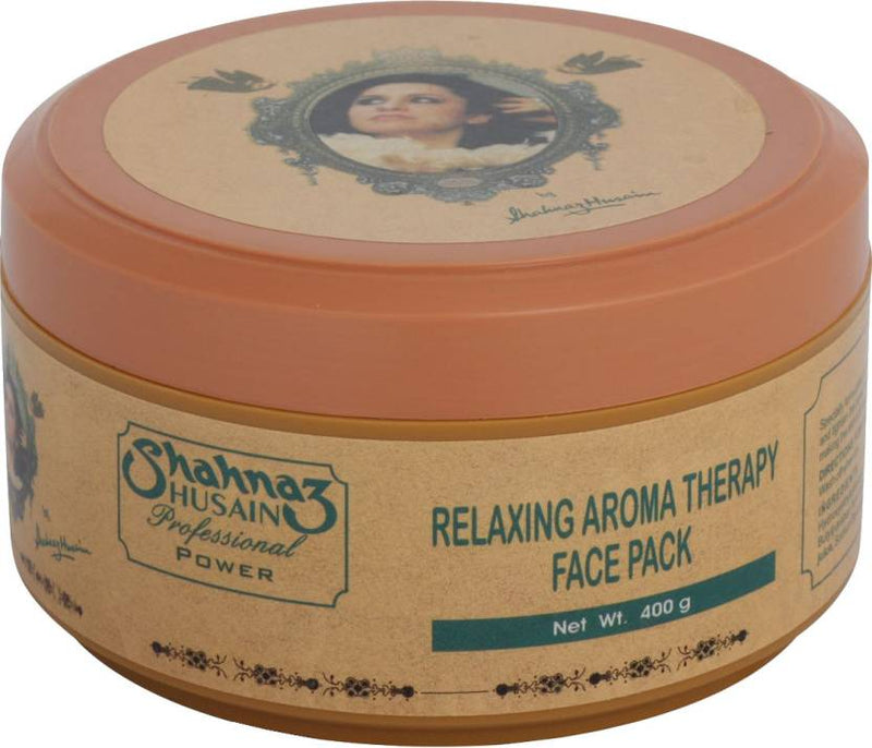 Shahnaz Husain Professional Power Relaxing Aroma Therapy Face Pack (400 g)