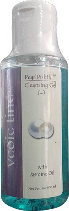 Vedic Line Pearl Pishthi Cleansing Gel (100 ml)