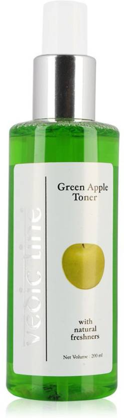 Vedic Line Green Apple Toner (200 ml)
