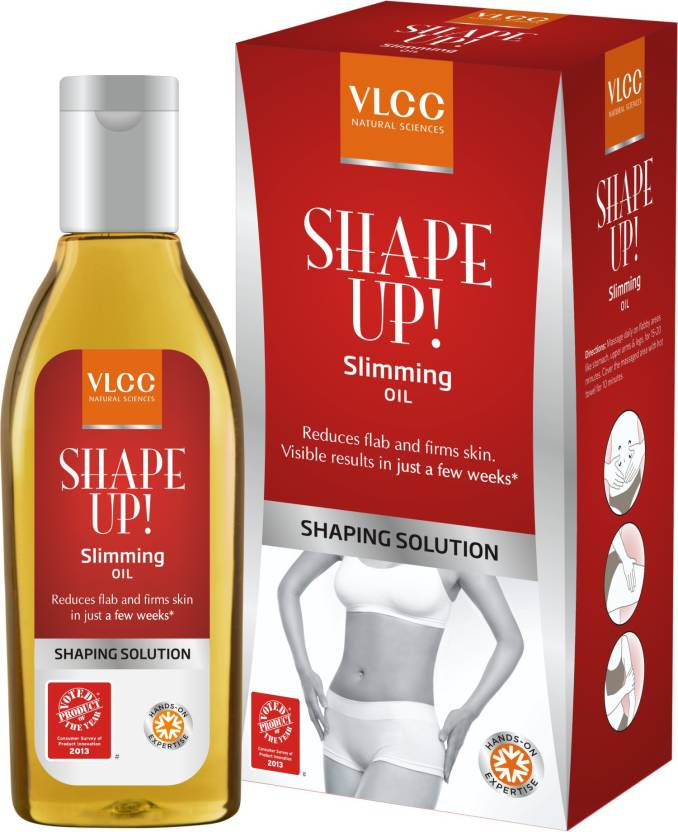 VLCC Shape Up Slimming Oil (100 ml)