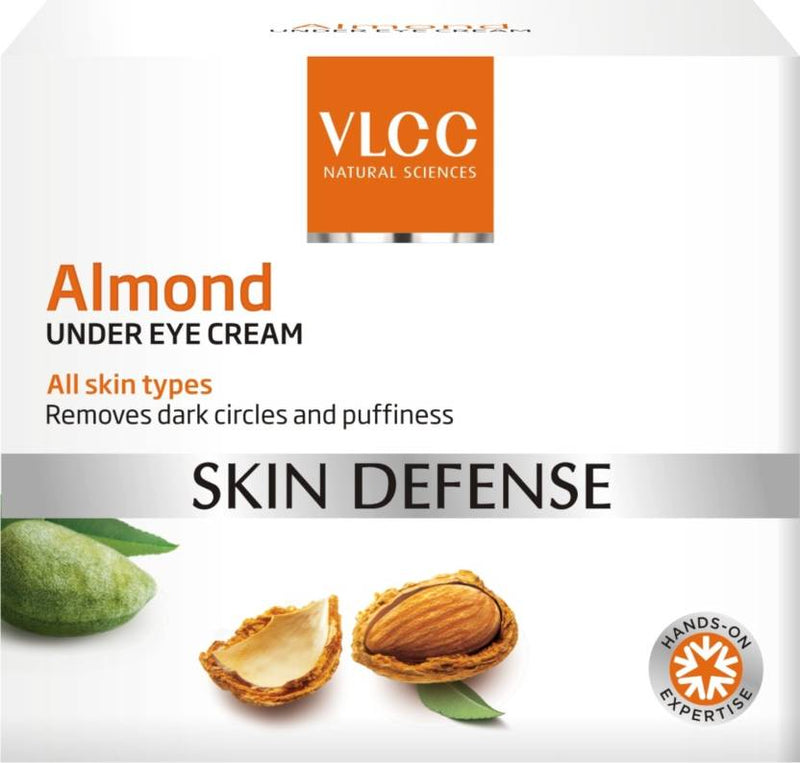 VLCC Almond Under Eye Cream Skin Defense (15 g)