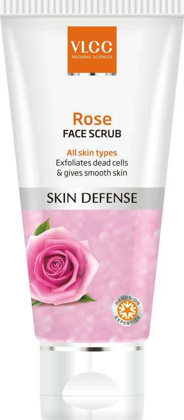 VLCC Rose Face  Scrub (80 g)