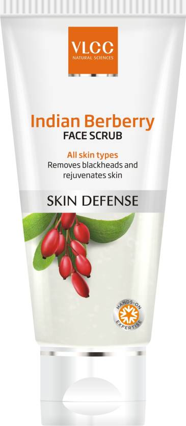 VLCC Indian Berberry Face Scrub (80 g)