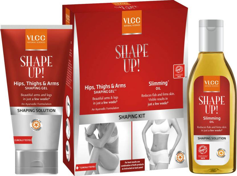 VLCC Shape Up Shaping Kit (100 ml)