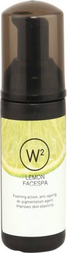 W2 Lemon Face Spa (135 ml)