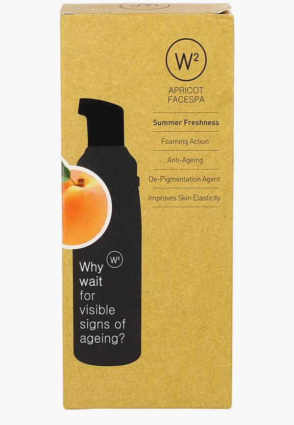 W2 Apricot Face Spa (50 ml)