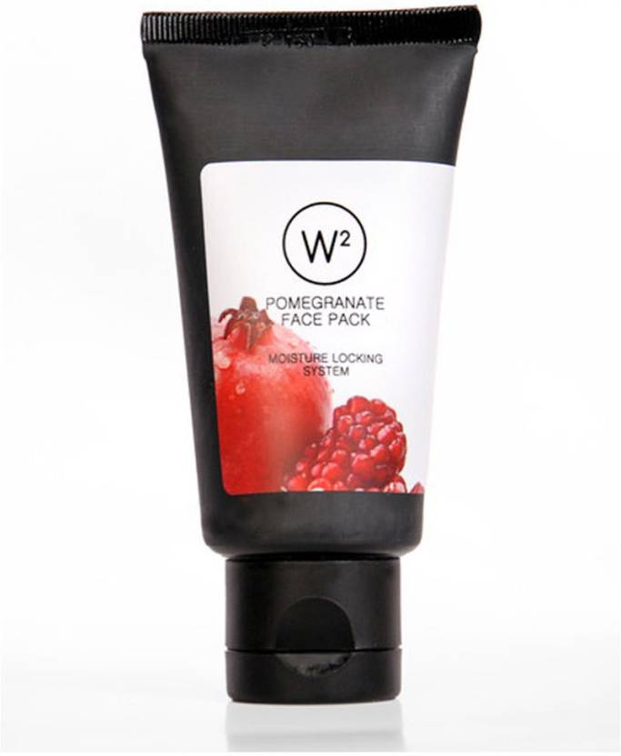 W2 Pomegranate Face Pack (50 g)