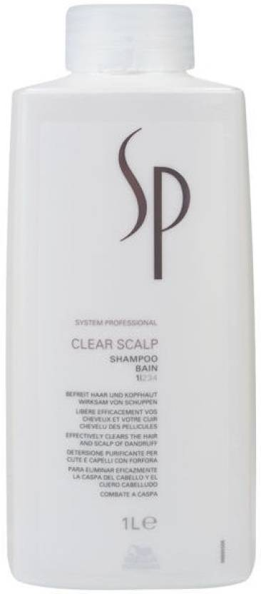 Wella Professionals Sp System Professional Clear Scalp Shampoo (1 L)