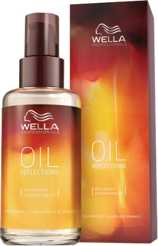 Wella Professionals Oil Reflections for All Hair Types Hair Oil (100 ml)