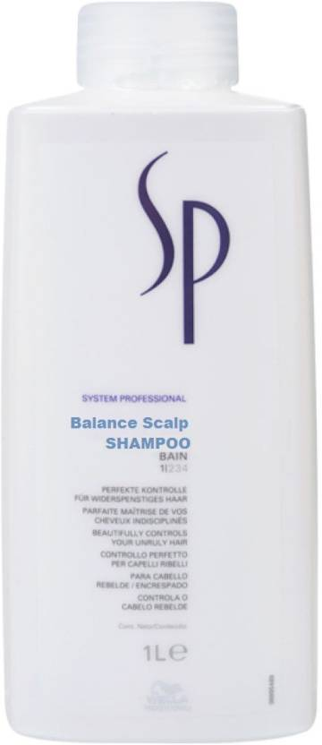 Wella Professionals Sp Balance Scalp Shampoo (1000 ml)