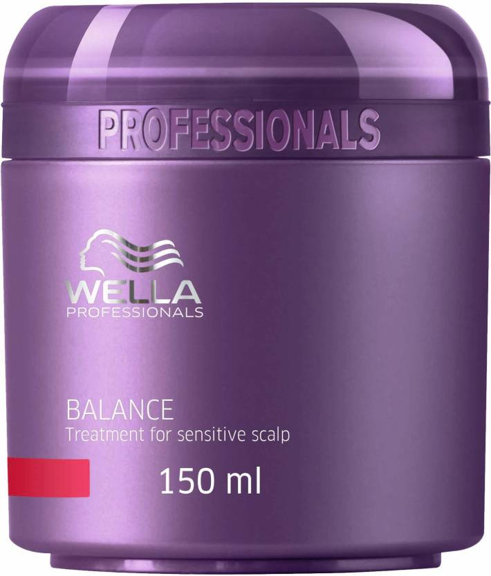 Wella Professionals Balance Treatment Mask for Sensitive Scalp (150 ml)