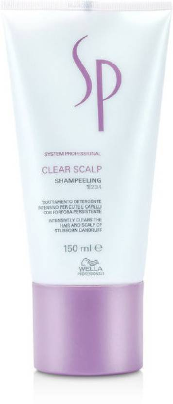 Wella Professionals Sp Clear Scalp Shampeeling Dandruff Treatment (150 ml)