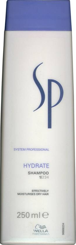 Wella Professionals System Professional Hydrate Shampoo for Dry Hair (250 ml)