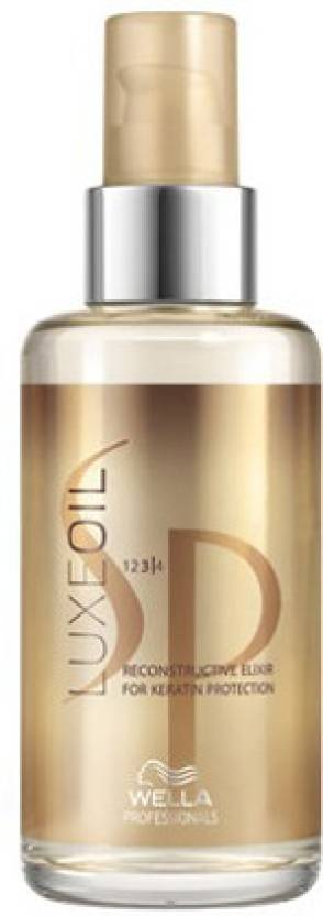 Wella Professionals System Professional Luxe Keratin Protect Hair Oil (30 ml)