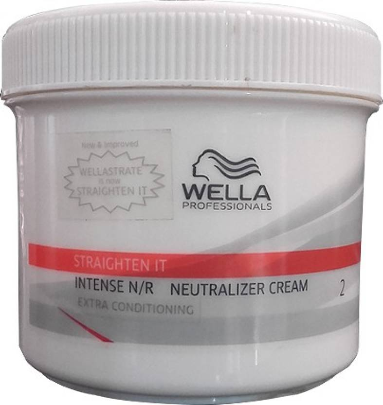 Wella Professionals Straighten It Intense Neutralizer cream (400 ml)