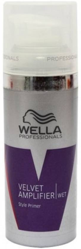 Wella Professionals Velvet Amplifier Primer Hair Styler