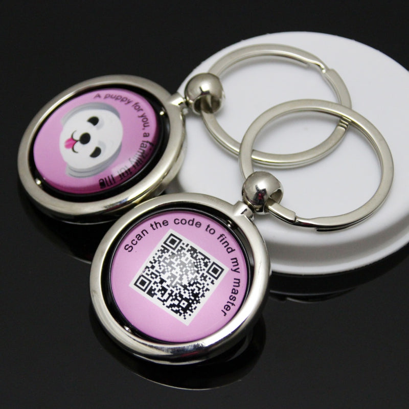 QR Coded Smart Tag