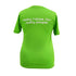 Nutty Races Technical T-shirt Lime Green