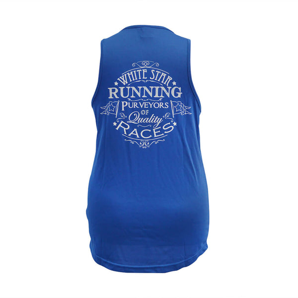 Purveyors Men's Technical Vest Royal Blue