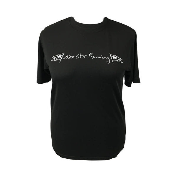 All Hail the Trail Technical T-shirt Black