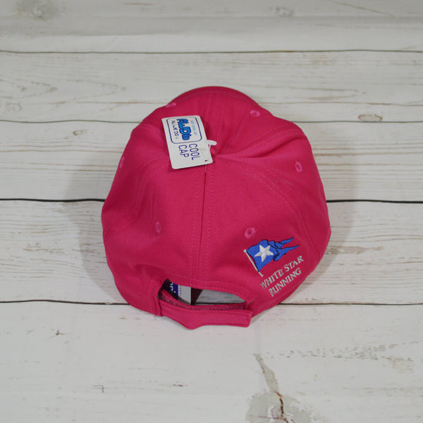 KRR Technical Baseball Cap Hot Pink