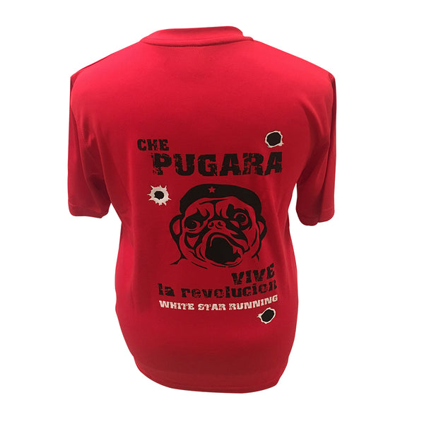 Che Pugara Technical T-shirt Fire Red