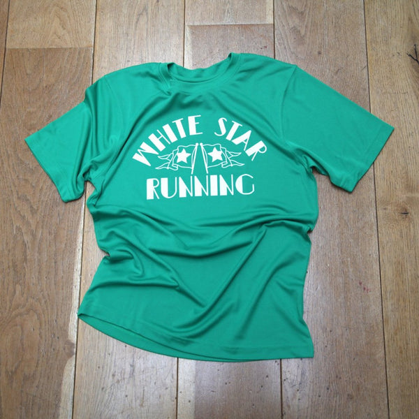 Nutty Races Kids T-shirt Kelly Green