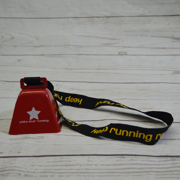 White Star Running Cow Bells