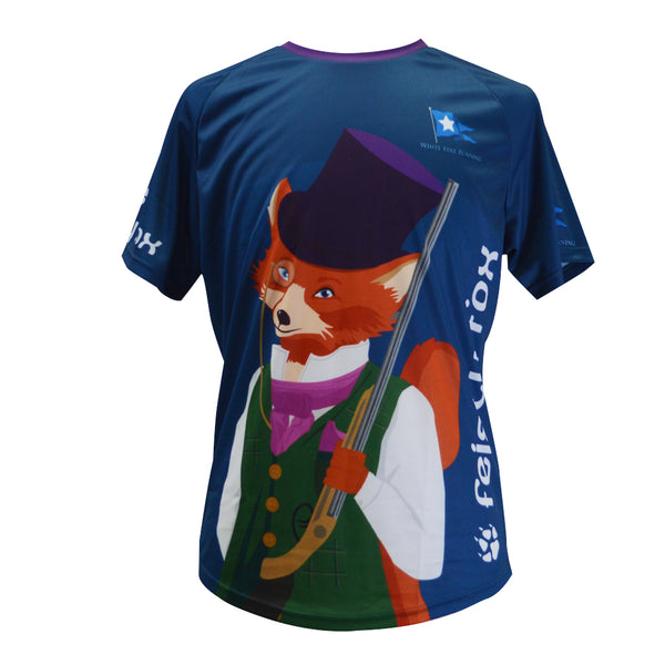 Feisty Fox Woodland Animals  'Lockdown Frolic' Sublimated Tops