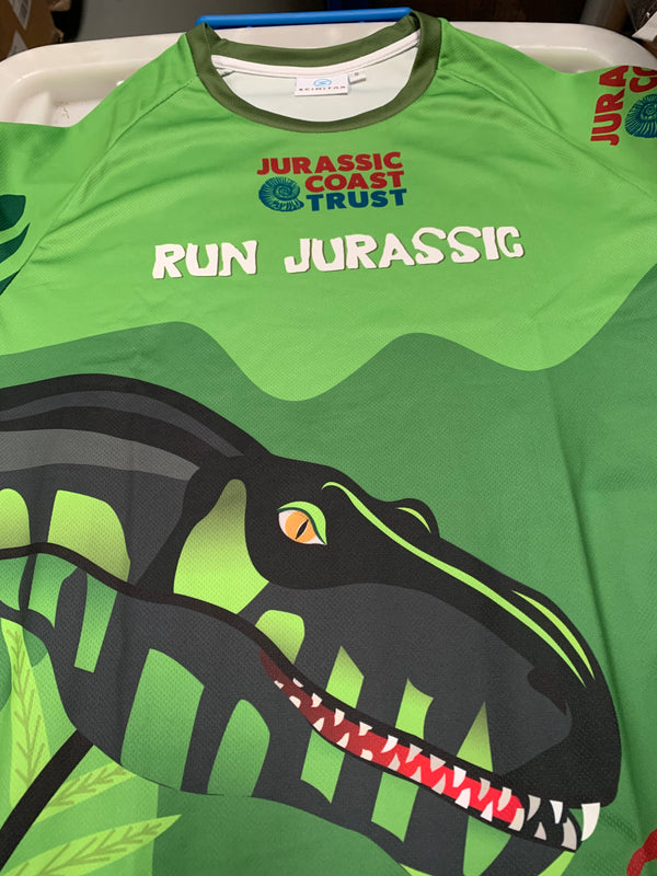 JCT Jurassic Sublimation T-shirt - Limited Edition