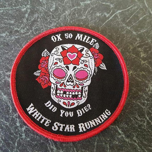 Ox 50m Cloth Badge